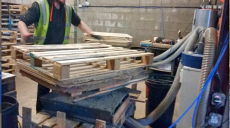 Pallet Collections Worcestershire Pallet Recycling Worcestershire