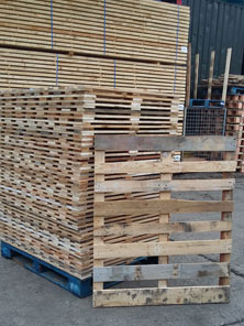 Pallet Collections Worcestershire, Pallet Recycling ...
