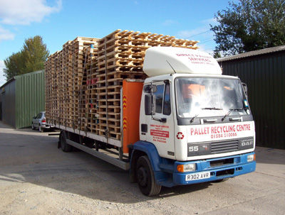 Direct Pallet Services Limited, New Wooden Pallets ...