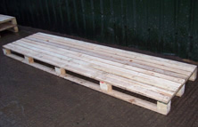New Wooden Pallets